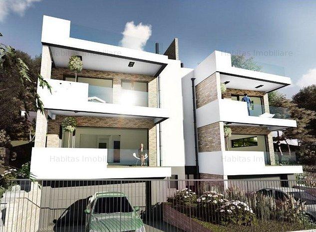 Casa cu 6 camere, 280 mp utili, panorama deosebita, zona Grigorescu - imaginea 1