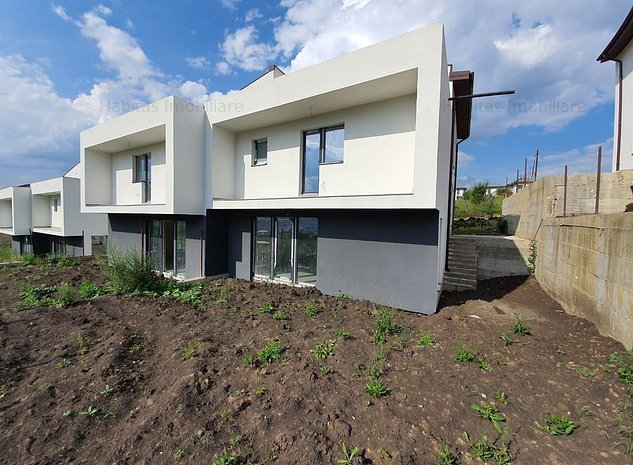 Casa tip duplex 4 camere Borhanci panorama super - imaginea 1