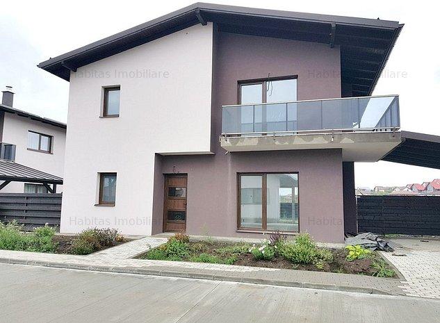 Casa individuala cu CF, Dezmir in zona str Planoare - imaginea 1