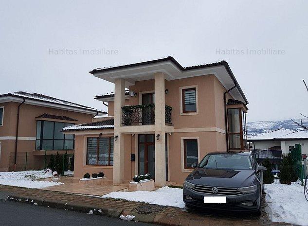 Casa individuala, finisata complet, teren 432 mp, Iris - imaginea 1