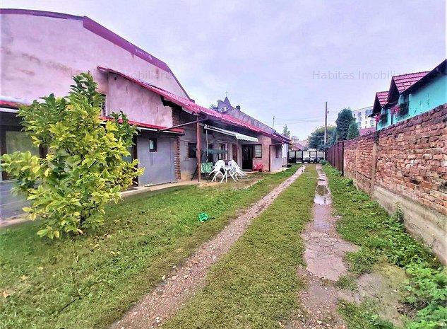 0% comision Casa de vanzare, teren 724 mp, zona str Bucuresti - imaginea 1