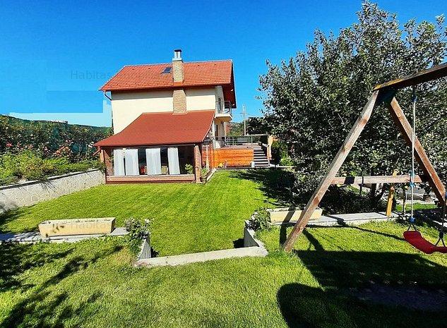 Casa unifamiliala deosebita intr-o zona de exceptie in Dambul Rotund - imaginea 1