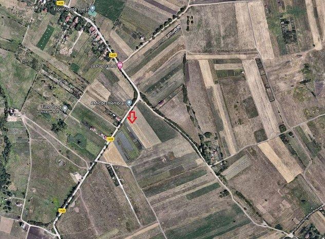 Teren 11.500 mp de vanzare, zona strazii Lombului - imaginea 1