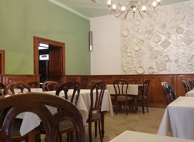 Spatiu pentru restaurant (alimentatie publica in CF) Centru istoric - imaginea 1