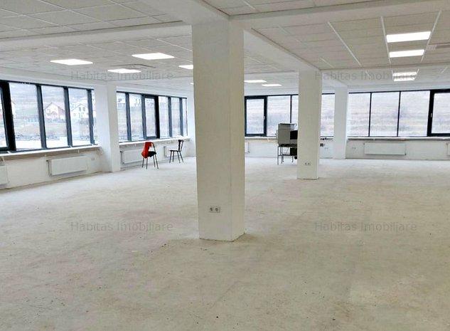 Spatiu pentru birouri/industrie usoara de inchiriat pe Muncii - imaginea 1
