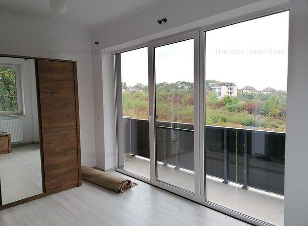 Apartamente intabulate ca si birouri, finisate, parcari, gradina - imaginea 1