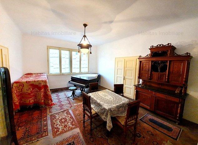 Apartamente in cladire interbelica, ideale birouri, cabinet - imaginea 1