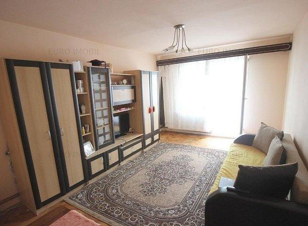 Inchiriere apartament cu 2 camere, mobilat, utilat, str. Banat - imaginea 1