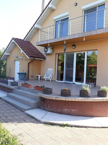 Casa P+M, 4 camere, 130 mp utili, teren 520 mp, mobilata, Livezeni - imaginea 1