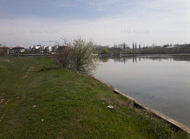 Teren 10000mp lacul Baneasa P+12E - imaginea 1