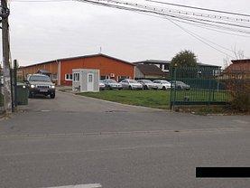 Vânzare spaţiu industrial în Otopeni, Central
