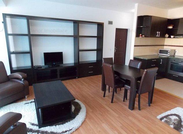chirie apartament lux / cost redus incalzire - imaginea 1