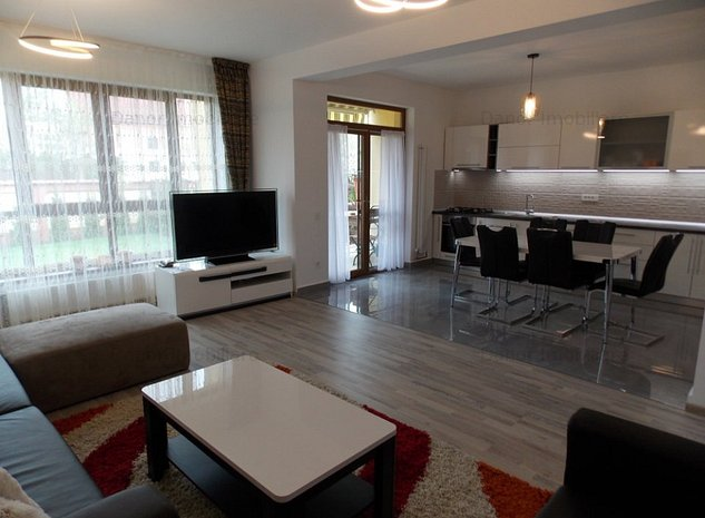chirie casa noua Oradea Sanmartin, mobilat si utilat - imaginea 1