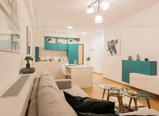 ESTIC PARK: Apartament 2 camere, parcare inclusa / FUNDENI - imaginea 1