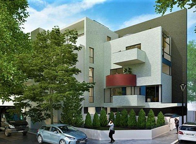 Apartament 4 camere - Aviatorilor- Direct Dezvoltator- 0% comision - imaginea 1