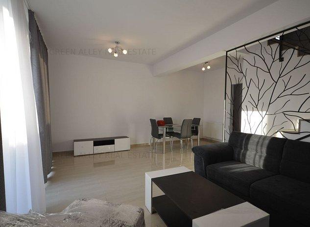Vila, 4 dormitoare, Pipera, complex rezidential - imaginea 1