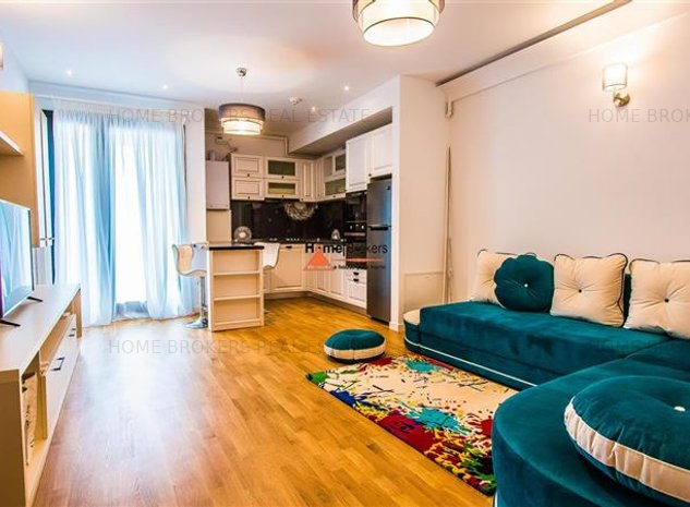Homebrokers.ro / Apartament lux prima inchiriere Herastrau - imaginea 1