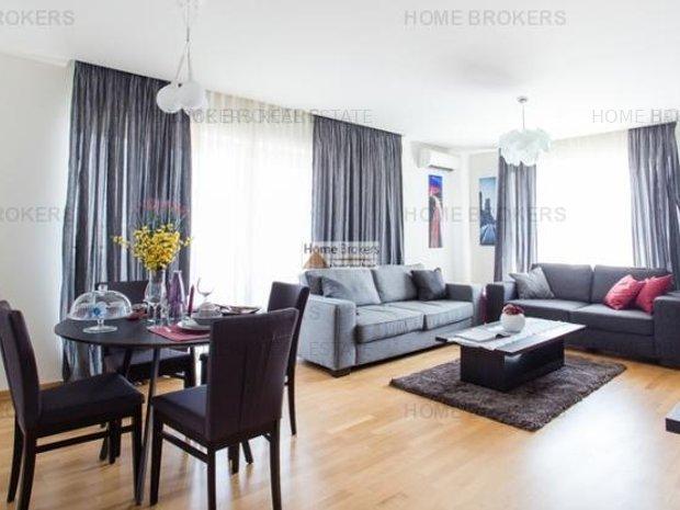 homebrokers.ro - Vanzare apartament 3 camere InCity Residences - imaginea 1