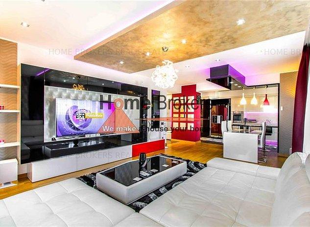 homebrokers.ro - Vanzare 3 camere InCity Residences - imaginea 1