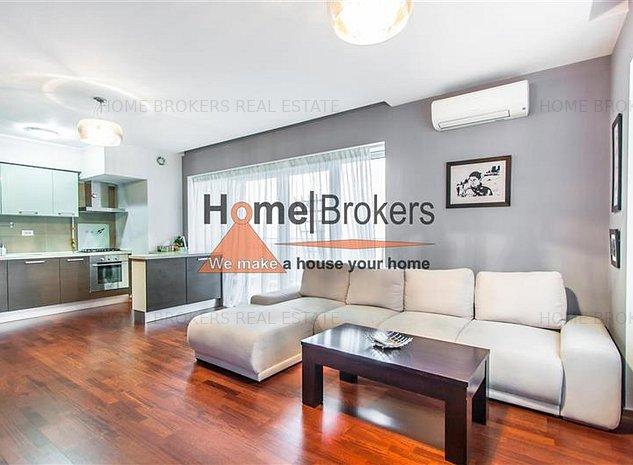 homebrokers.ro/ Inchiriere 3 camere Incity Residences - imaginea 1