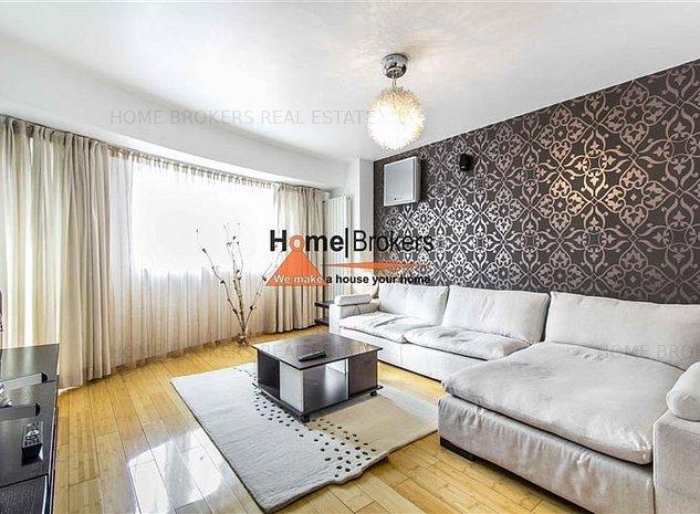 homebrokers.ro / Inchiriere 3 camere Unirii / Pta Alba Iulia - imaginea 1