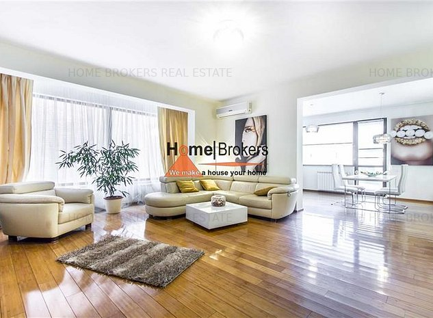 Homebrokers.ro / Apartament lux Herastrau - imaginea 1