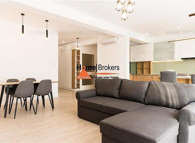 Inchiriere apartament de lux, 3 camere, New Point - imaginea 1
