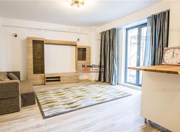 Inchiriere apartament 2 camere Herastrau - imaginea 1