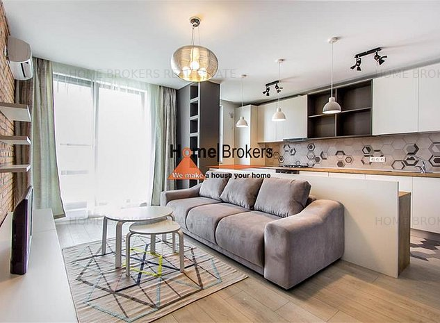 City Point / Apartament 2 camere / Homebrokers.ro - imaginea 1