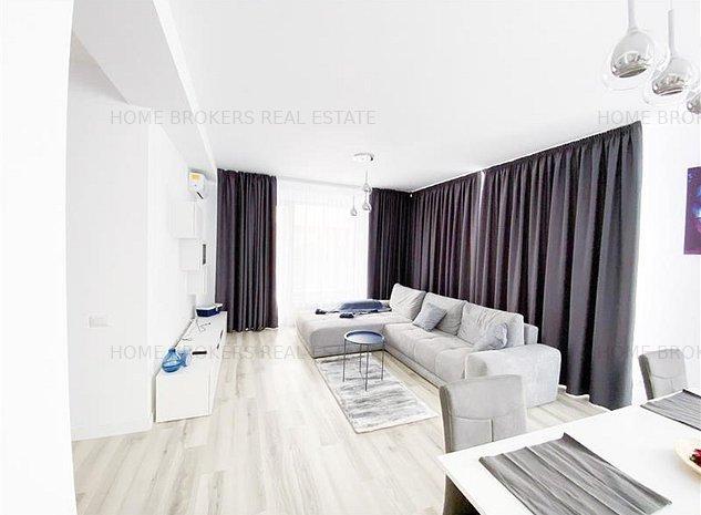 Inchiriere apartament 3 camere cu gradina, Millo Residence - imaginea 1
