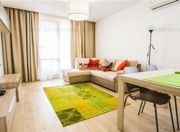 Inchiriere apartament 2 camere Aviatiei City Point - imaginea 1