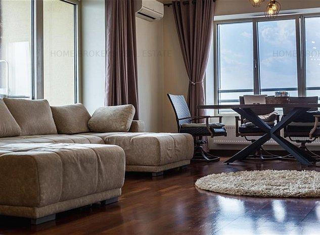 homebrokers.ro Vanzare apartament 3 camere InCity Residences - imaginea 1