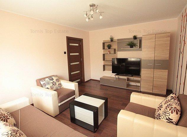 Apartament cu 3 camere mobilat si utilat, in zona Inel 2 - imaginea 1
