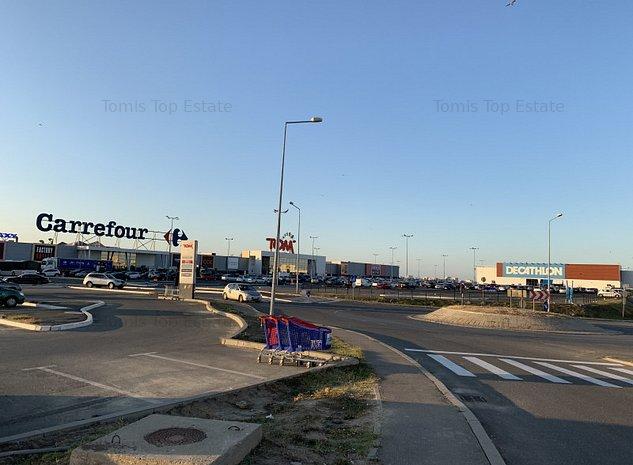 Dedeman - Carrefour - teren de vanzare langa noul Jysk - imaginea 1