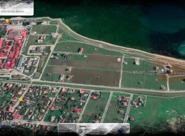 Costinesti - Golful Francez - 1000 mp intravilan la 80 m de plaja - imaginea 1