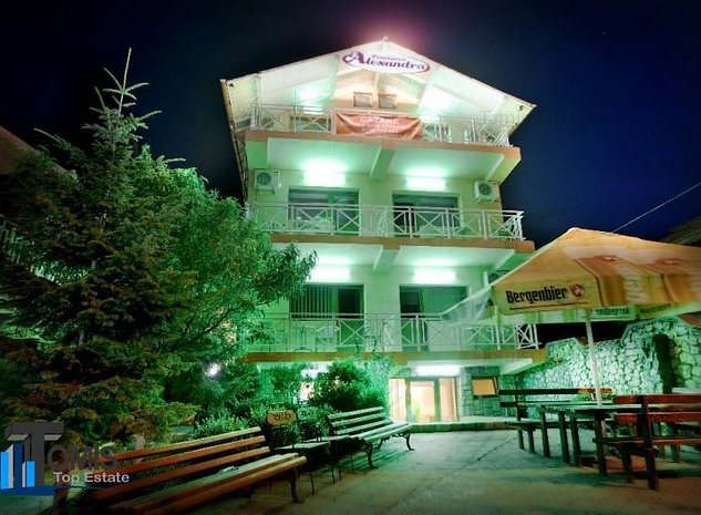 Pensiune - Hotel cu restaurant - Mamaia Nord - 27 de camere - Afacere la cheie - imaginea 1
