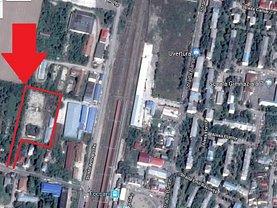 Teren construcţii de vânzare în Focsani, Gara
