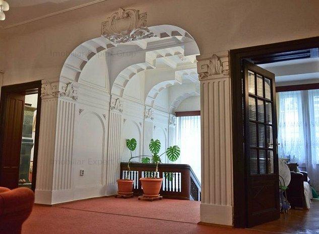 Cotroceni, apartament in vila! - imaginea 1