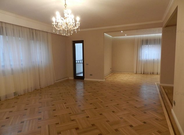 Dorobanti - Apartament 5 camere, 155mp (Living, Birou, 3 Dormitoare) - imaginea 1