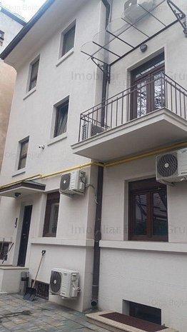 Kiseleff-parc, vila D+P+1,ideal restaurant,clinica medicala,notariat - imaginea 1