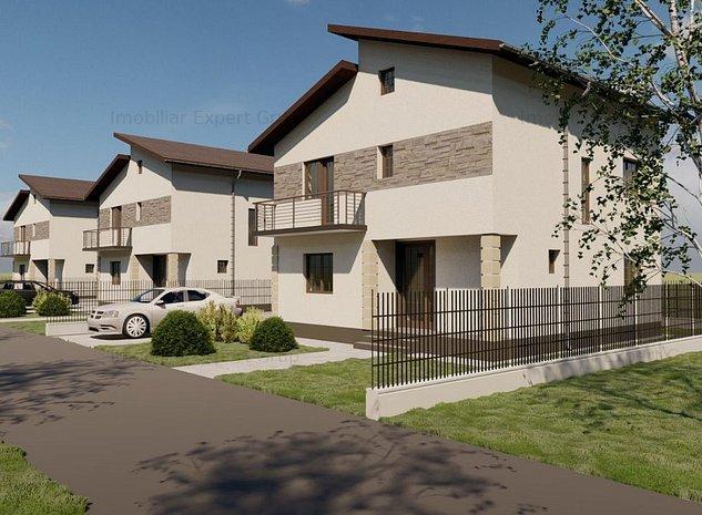 Casa/Vila, 165 mp utili, 5 camere, 3 bai - Mun. Suceava, Scheia. - imaginea 1