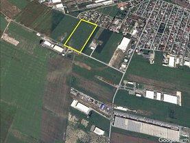 Teren agricol de vânzare, în Chitila, zona Nord-Vest
