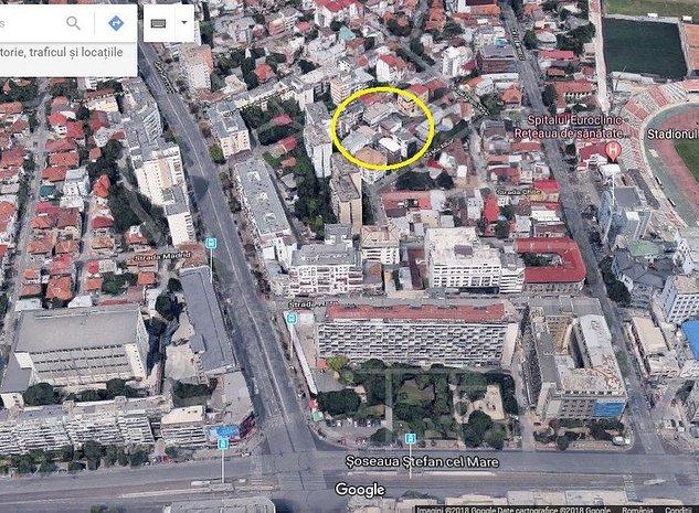 Teren 209 mp Zona Dorobanti Floresca colt strada ,liber - imaginea 1