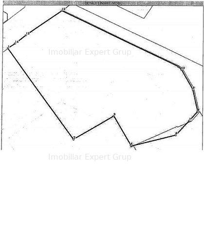 Iancului-Pantelimon, teren 4200 mp, dubla deschidere - imaginea 1