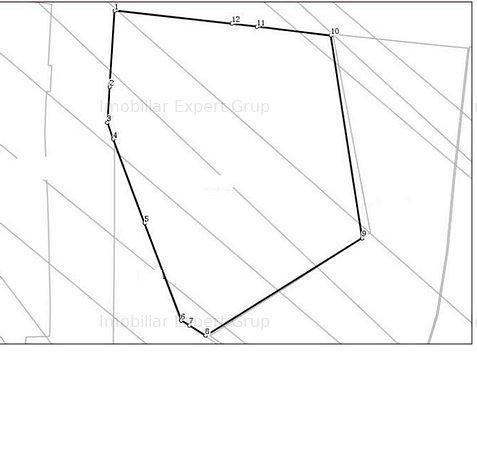 Unirii,teren cu PUZ, 800 mp, - imaginea 1