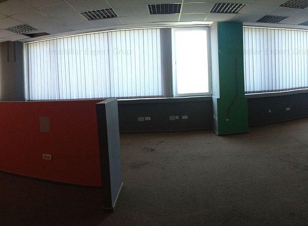 Spatiu de birouri de inchiriat zona Barbu Vacarescu - imaginea 1