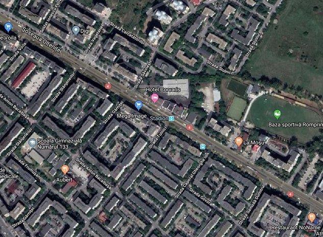 Spatiu comercial zona Oltenitei - imaginea 1