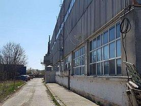 Vânzare spaţiu industrial în Bucuresti, Basarabia