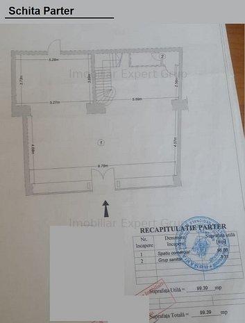 Centrul Istoric Bucuresti: 570 mp utili intr-o locatie de exceptie. - imaginea 1