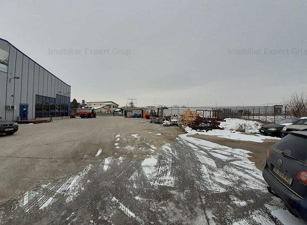 Hale industriale Afumati - imaginea 1